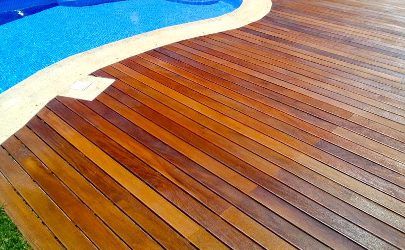 Deck Ipê é o Melhor do Mundo para Decoração de Interiores e Exteriores